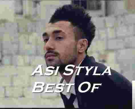 Asi Styla Çok Dinlenenler albüm kapak resmi
