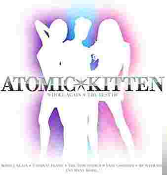 Atomic Kitten The Best albüm kapak resmi