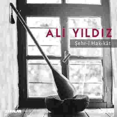 Şehr-i Hakikat (2017) albüm kapak resmi