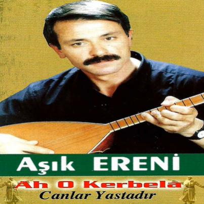 Ah O Kerbela Canlar Yastadır (2001) albüm kapak resmi