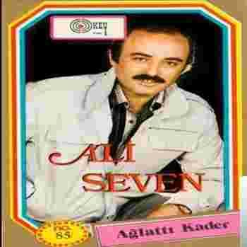 Ağlattı Kader (1982) albüm kapak resmi
