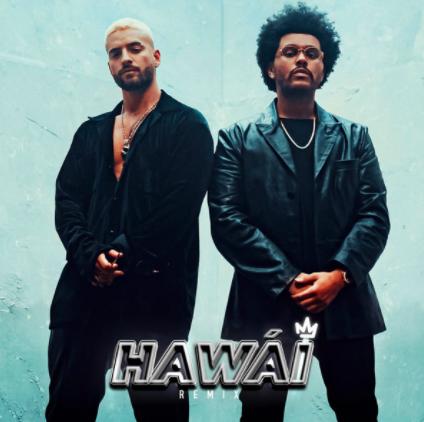 Hawai (2021) albüm kapak resmi