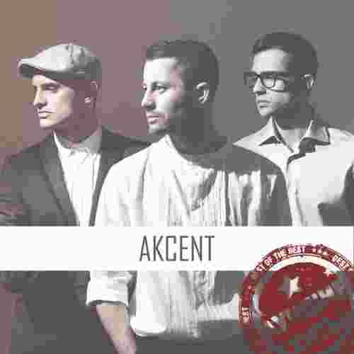 Akcent The Best albüm kapak resmi