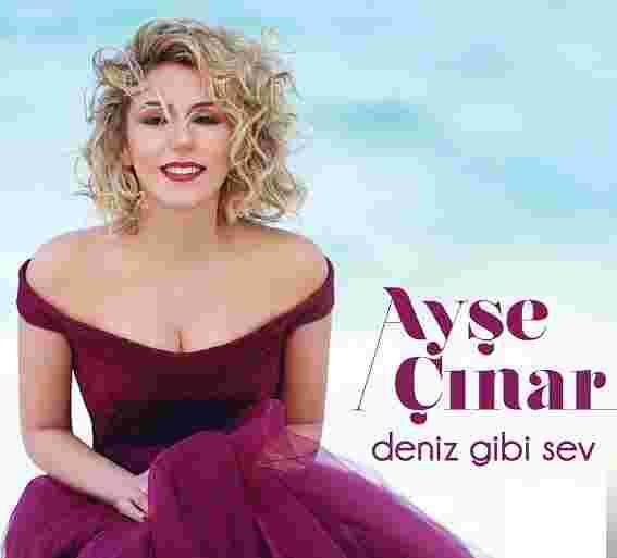 Deniz Gibi Sev (2016) albüm kapak resmi