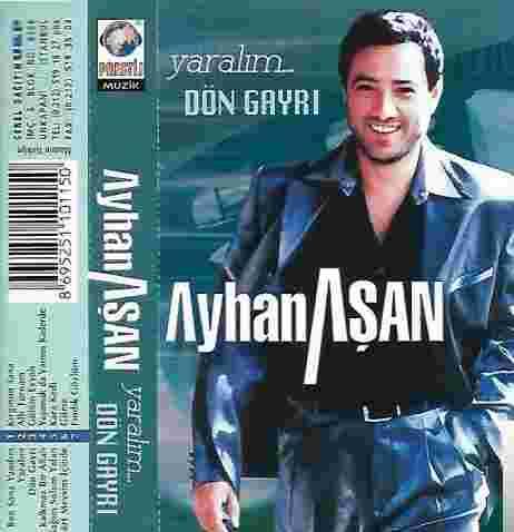 Yaralım (2001) albüm kapak resmi