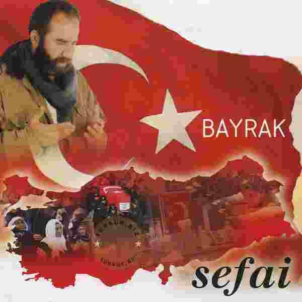 Bayrak (2007) albüm kapak resmi