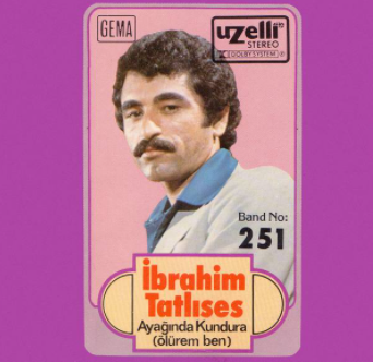 Ayağında Kundura (1975) albüm kapak resmi