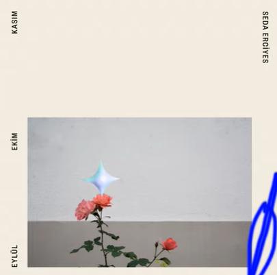 Eylül Ekim Kasım (2021) albüm kapak resmi