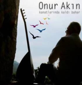 Kanatlarında Kaldı Bahar (2014) albüm kapak resmi