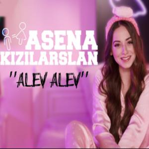 Alev Alev (2021) albüm kapak resmi