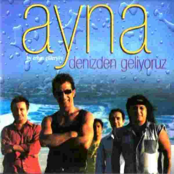 Denizden Geliyoruz (2004) albüm kapak resmi