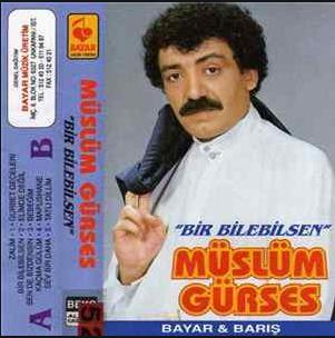 Müslüm Gürses Bir Bilebilsen (1993)