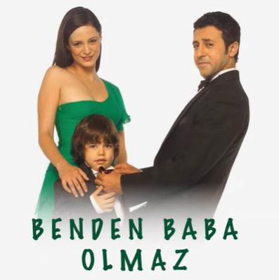 Benden Baba Olmaz (2020) albüm kapak resmi