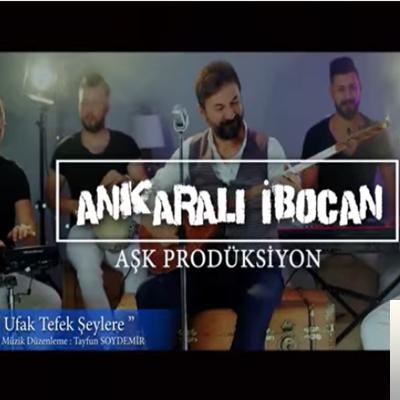 Ufak Tefek Şeylere (2019) albüm kapak resmi