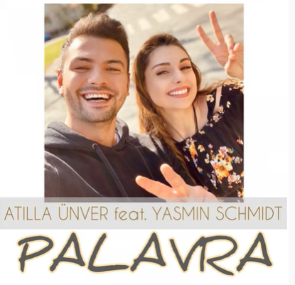 Palavra (2020) albüm kapak resmi