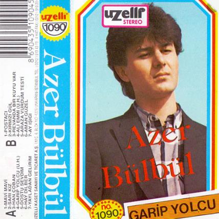 Garip Yolcu (1986) albüm kapak resmi