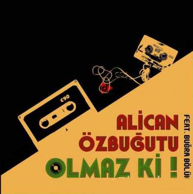 Olmaz Ki (2020) albüm kapak resmi