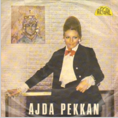 Ajda 68 (1968) albüm kapak resmi