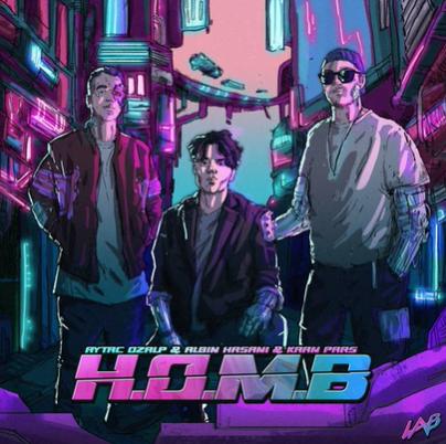 HOMB (2021) albüm kapak resmi
