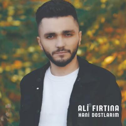 Hani Dostlarım (2021) albüm kapak resmi