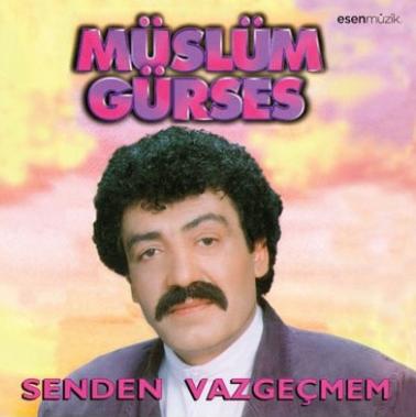 Senden Vazgeçmem (1994) albüm kapak resmi