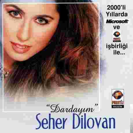 Dardayım (2000) albüm kapak resmi
