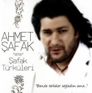 Şafak Türküleri (2007) albüm kapak resmi