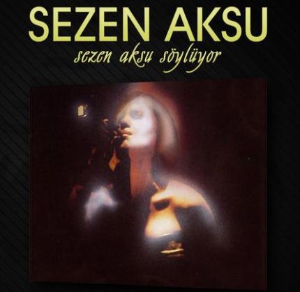 Sezen Aksu Söylüyor (1989) albüm kapak resmi
