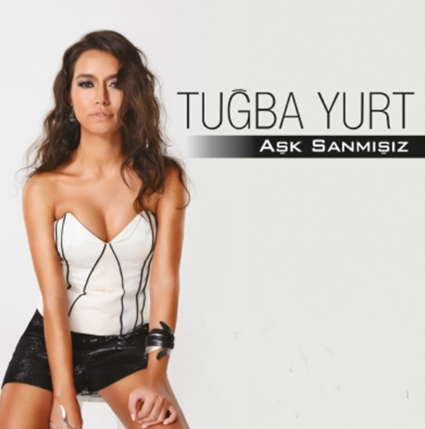 Aşk Sanmışız (2014) albüm kapak resmi