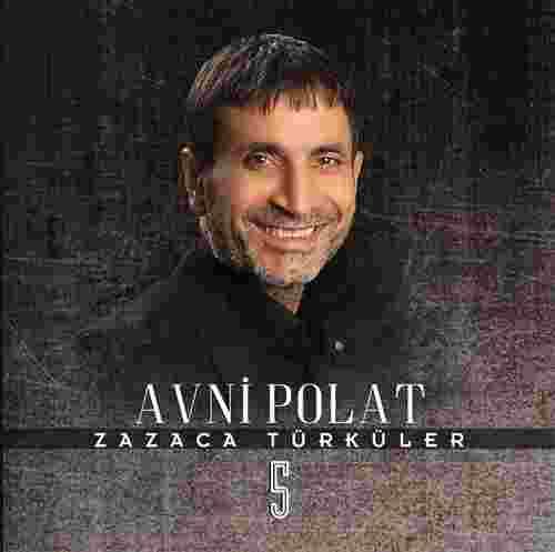 Zazaca Türküler 5 (2013) albüm kapak resmi