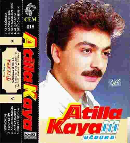 Aşk Uğruna (1992) albüm kapak resmi