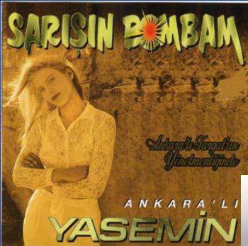 Sarışın Bomba (1997) albüm kapak resmi