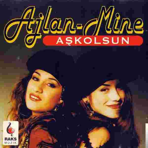 Aşkolsun (1993) albüm kapak resmi