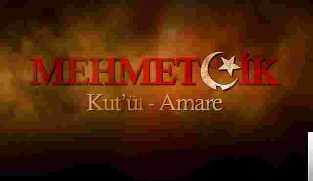 Mehmetçik Kut'ül Amare albüm kapak resmi