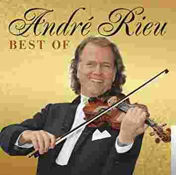 Best Of Andre Rieu albüm kapak resmi