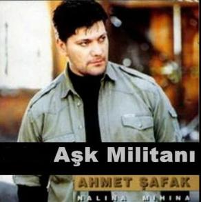 Aşk Militanı (2001) albüm kapak resmi