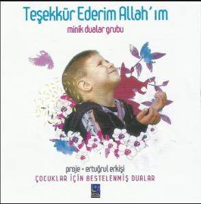 Teşekkür Ederim Allah'ım (2005) albüm kapak resmi