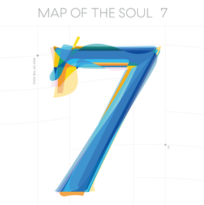Map of the Soul 7 (2020) albüm kapak resmi
