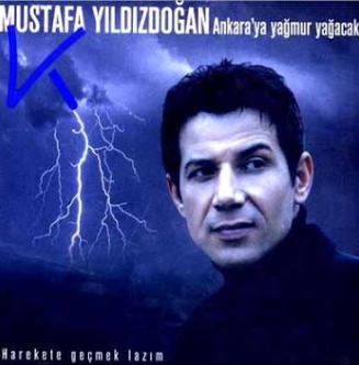 Ankaraya Yağmur Yağacak (2006) albüm kapak resmi