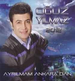 Ayrılmam Ankara'dan (2012) albüm kapak resmi