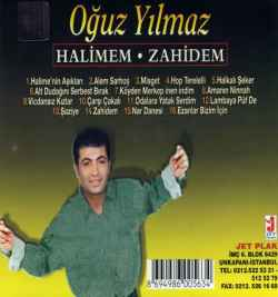 Halimem/Zahidem (2008) albüm kapak resmi