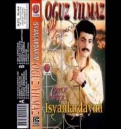 İsyanlardayım (1990) albüm kapak resmi