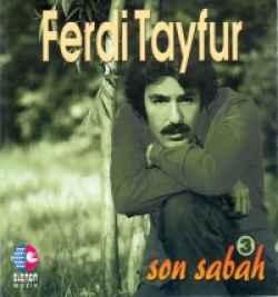 Son Sabah (1986) albüm kapak resmi