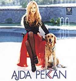 Ajda Pekkan (1996) albüm kapak resmi