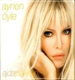 Aynen Öyle (2008) albüm kapak resmi