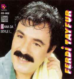 Bana Da Söyle (1991) albüm kapak resmi