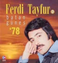 Batan Güneş (1978) albüm kapak resmi