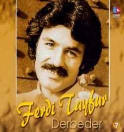 Derbeder (1986) albüm kapak resmi