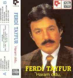 Haram Oldu (1986) albüm kapak resmi