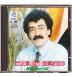 Müslümce '92 (1992) albüm kapak resmi